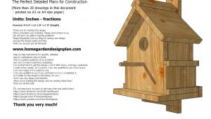 Plans for Building Bird Houses Home Garden Plans February 2014