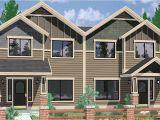 Plans for Duplex Homes Narrow Lot Duplex House Plans Narrow and Zero Lot Line