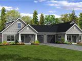Plans for Duplex Homes New Duplex Design Has A Charming Exterior associated Designs