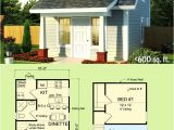 Plans for Homes Free Tiny House Plans with Garage Underneath