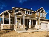 Plans for Homes the Harvard Custom Home Plan