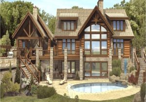 Plans for Log Cabin Homes Luxury Log Cabin Home Plans Custom Log Homes Luxury Log