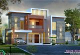 Plans for Modern Homes Awesome Contemporary Style 2750 Sq Ft Home Kerala Home