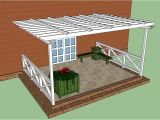 Plans for Pergola attached to House How to Build A Pergola attached to the House