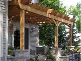 Plans for Pergola attached to House Incredible Pergola attached to House Photos Garden Landscape