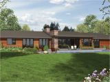 Plans for Ranch Homes Contemporary Ranch Home Plans