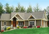 Plans for Ranch Homes Craftsman Inspired Ranch Home Plan 15883ge