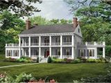 Plantation Home Plans Colonial Plantation Style House Plan 137 1375