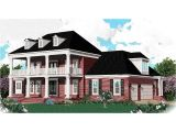 Plantation Homes Plans Melrose southern Plantation Home Plan 087s 0035 House