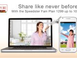 Pldt Home Dsl Fam Plan 999 Pldt Home Dsl Speedster Fam Plan Lets You Share Data with