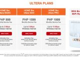 Pldt Home Plan Pldt Home Bro Ultera Offers Lte Speed Internet Connection