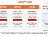 Pldt Home Plan99 Pldt Home Bro Ultera Offers Lte Speed Internet Connection