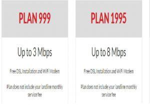 Pldt Home Plan99 Pldt Home Plan 1299