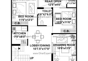 Plot Plans for My House 30 X 30 House Plans House Plan for 30 Feet by 30 Feet Plot