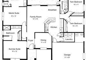 Plot Plans for My House Bedroom House Floor Plans with Models Simple Bedroom House