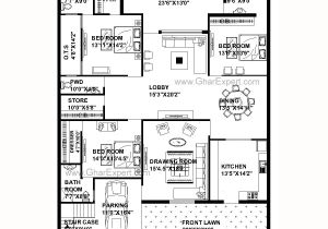 Plot Plans for My House House Plan for 50 Feet by 65 Feet Plot Plot Size 361