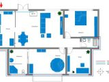 Plumbing Plan for A House Plumbing and Piping Plan software