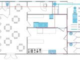 Plumbing Plan for A House Plumbing and Piping Plans solution Conceptdraw Com