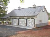 Pole Barn Home Plans with Garage Morton Pole Barn Garages Ppi Blog