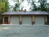 Pole Barn Home Plans with Garage Pole Barn Garage Venidami Us
