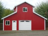 Pole Barn Home Plans with Garage Pole Buildings Archives Hansen Buildings