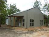 Pole Building Homes Plans One Man 80 000 This Awesome 30 X 56 Metal Pole Barn