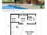 Pool House Floor Plans with Bathroom Best 25 Pool House Plans Ideas On Pinterest Tiny Home