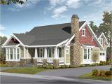 Porch Home Plans Craftsman House Plans with Wrap Around Porch Craftsman