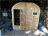 Portable Fish House Plans Photo Portable Ice House Plans Images source Pinterest