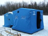 Portable Fish House Plans Portable Ice Fishing House