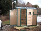 Portable Fish House Plans Portable Ice Shack Plans Awesome Free Ice Shanty Plans