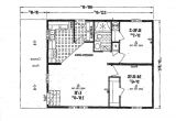 Portable Home Plans 1 Bedroom Mobile Homes Floor Plans Netintellects