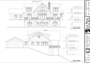 Post and Beam Home Plans Floor Plans Post and Beam Floor Plans Blue Ridge Post and Beam