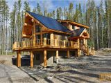 Post and Beam Log Home Plans Gallery Log Post and Beam