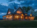 Post Frame House Plans Modern Night Pasture Farm Chelsea Vt Modern Timber Home