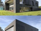 Poured Concrete Homes Plans Safe House Amazing Home Closes Into solid Concrete Cube