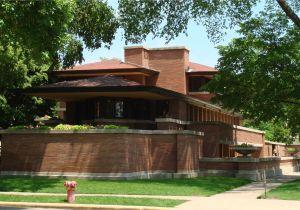 Prairie Home Plans Frank Lloyd Wright Architecture Frank Lloyd Wright Style Of Home and Studio
