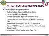 Pre Visit Planning Medical Home Pre Visit Planning Medical Home New Objectives Home Visit