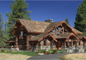 Precisioncraft Log Home Floor Plans Woodhaven Log Home Plan by Precisioncraft Log Timber