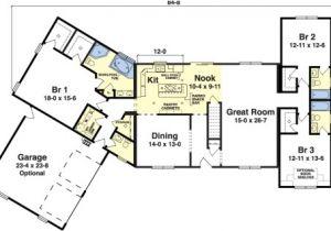 Prefab Home Floor Plans Parkridge by Simplex Modular Homes Ranch Floorplan