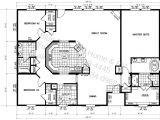 Prefab Homes Floor Plans Lovely Fleetwood Mobile Home Floor Plans New Home Plans