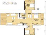 Prefabricated Home Plans Modular Home Two Bedroom Modular Home Plans