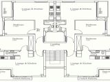 Printable Home Plans 4 Bedroom Floor Plan Simple 4 Bedroom House Plans that are