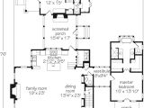 Production Home Plans Cottage Of the Year Coastal Living Coastal Living
