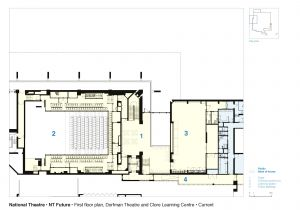 Production Home Plans Gallery Of National theatre Haworth tompkins 32