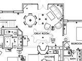 Production Home Plans Telluride Colorado Ski Villa Architectural Drawing