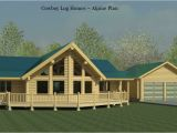 Prow Front Home Plans Alpine Plan 1 743 Sq Ft Cowboy Log Homes
