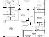 Pulte Homes Amberwood Floor Plan Pulte Catalina Plan 2 669 Sf 4 2 5 1 Story Home