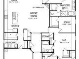 Pulte Homes Ranch Floor Plans Floor Plan Cranbrook New Home In West fork Ranch