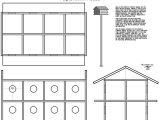 Purple Martin House Plans Free Download Woodwork Purple Martin Bird House Design Pdf Plans